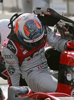 #7 Audi Sport Team Joest, Audi R18: Marcel Fässler