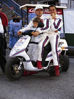Никола Ларини, Alfa Romeo, и Алессандро Наннини