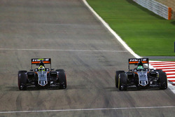Nico Hülkenberg, Sahara Force India F1 VJM09 und Sergio Perez, Sahara Force India F1 VJM09