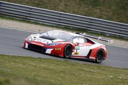 #6 HB Racing Lamborghini Huracán GT3: Elia Erhart, Kelvin Snoeks