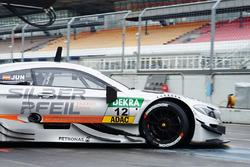 Daniel Juncadella, HWA AG DTM Mercedes AMG C-Coupé