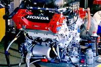 A Honda engine
