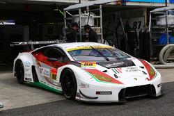 #88 JLOC Lamborghini GT3: Kimiya Sato, Kazuki Hiramine