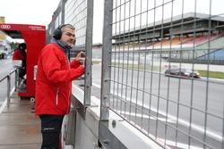 Dieter Gass, Chef DTM Audi Sport