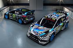 Ken Block Ford Focus RS unveil