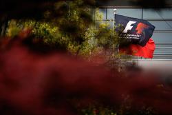 Formel 1 Flaggen