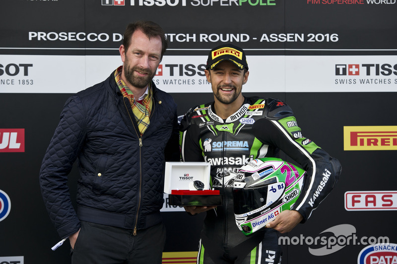 Randy Krummenacher – Platz 4 / Supersport-WM: