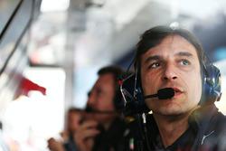 Pierre Wache, ingénieur en chef de l'ingénierie de la performance Red Bull Racing