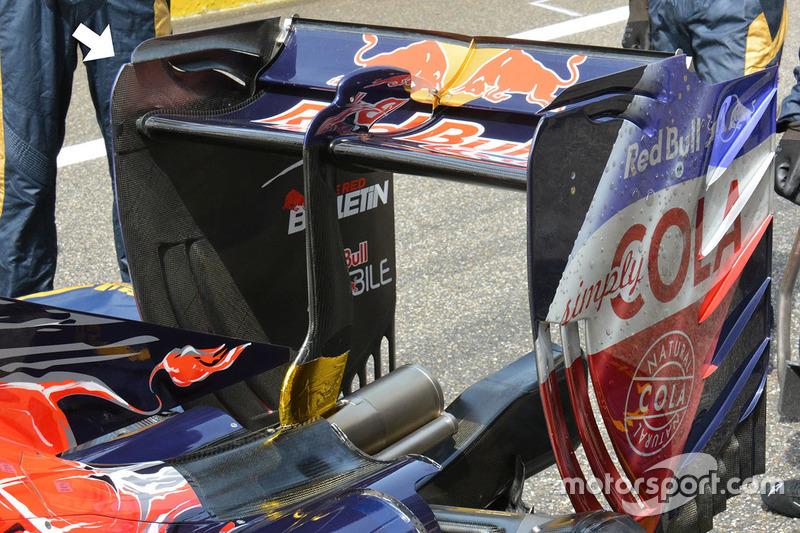 Scuderia Toro Rosso STR11,