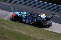 #99 Walkenhorst Motorsport powered by Dunlop, BMW Z4 GT3: Henry Walkenhorst, Peter Posavac, Daniela Schmid