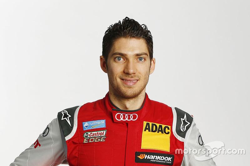 Edoardo Mortara, Abt-Audi