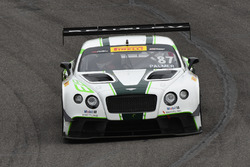 #87 Bentley Team Absolute Bentley Continental GT3: Andrew Palmer