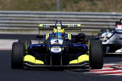 Alessio Lorandi, Carlin, Dallara F312 - Volkswagen