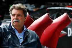 Mike Helton, vice-président de la NASCAR