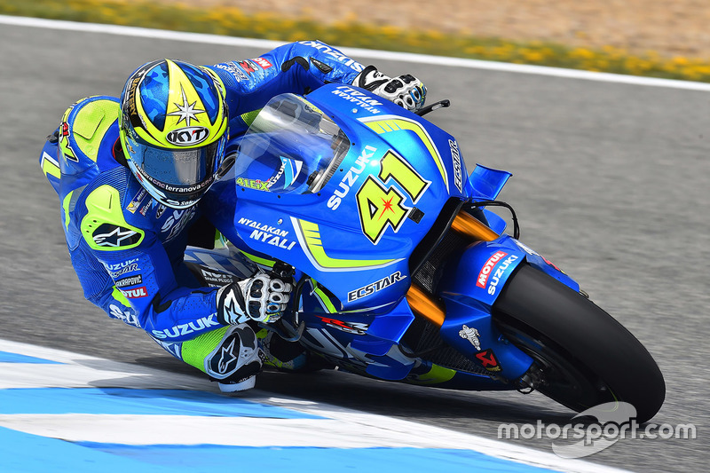 Team Suzuki MotoGP, Suzuki GSX-RR: Aleix Espargaro