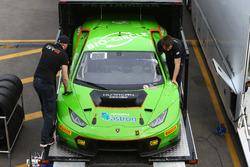 GRT Grasser Racing Team, Lamborghini Huracan GT3