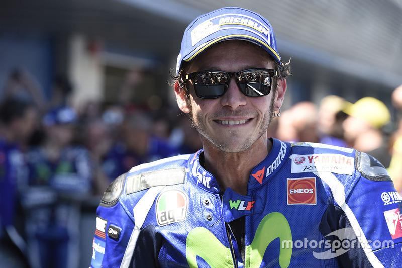 Il vincitore, Valentino Rossi, Yamaha Factory Racing