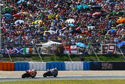 Hector Barbera, Avintia Racing en Andrea Iannone, Ducati Team