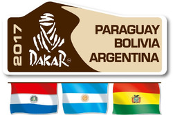 Logo Dakar 2017