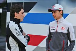 Alfonso Celis Jr., Sahara Force India F1 Piloto de desarrollo con Esteban Gutiérrez, Haas F1 Team