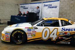 Jean-François Dumoulin NASCAR Pinty's announcement