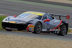 #133 Kessel Racing Ferrari 458: Murat Ruhi Cuhadaroglu