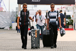 Дженсон Баттон, McLaren и Майк Колье, персональный тренер