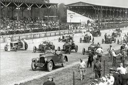 Indy 500 1919 Grid