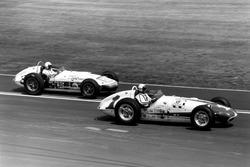 A.J. Foyt y Roger Ward