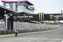 Маверік Віньялес, Team Suzuki MotoGP фінішує третім