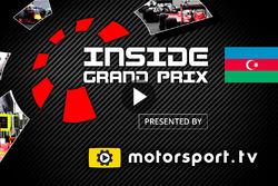 Inside GP Baku 2016