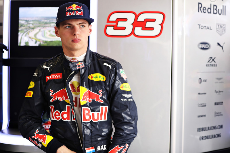 #33 Max Verstappen, Red Bull Racing