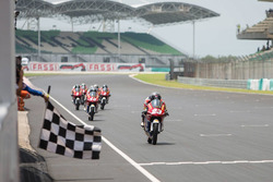 Pemenang Race 1, Andi Izdihar