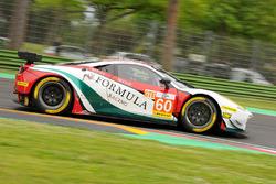 #60 Formula Racing Ferrari F458 Italia: Джонні Лаурсен, Міккель Мак, Крістіна Нільсен