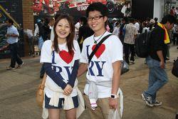 Fans de Roger Yasukawa