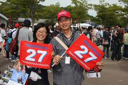 Fans de Hideki Mutoh