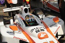 Kosuke Matsuura, Conquest Racing