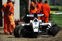 La voiture de Jens Hoing