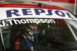 James Thompson, Lada Sport