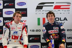 Post race two qualifying press conference: Andy Soucek and Robert Wickens