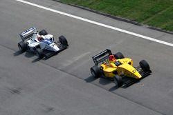 German Sanchez leads Jason Moore