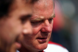 Johnathan Palmer, chef exécutif de Motorsport vision.