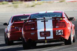 #54 Jim Click Racing Ford Mustang GT: Jim Click, Mike McGovern