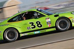 #38 BGB Motorsports Porsche 997: Craig Stanton, David Thilenius
