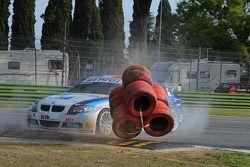 Fabio Fabiani, Scuderia Proteam Motorsport, BMW 320si