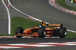 #15 Gary Woodcock, WB Racing, F1 Arrows A22 Hart 3.0 V10