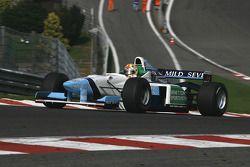 #18 Henk Thuis, Team Ascari, F1 Benetton B197 Judd 4.0 V10