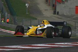 #3 Philippe Bourgois, Team Ryschka, IRL G-Force Chevy 3.5 V8