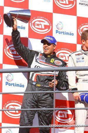 Citation Cup winner Luis Perez Companc