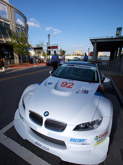 #92 BMW Rahal Letterman Racing Team BMW E92 M3